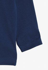 Staccato - LONGSLEEVE SET - Sleep suit - dark tinte - 2