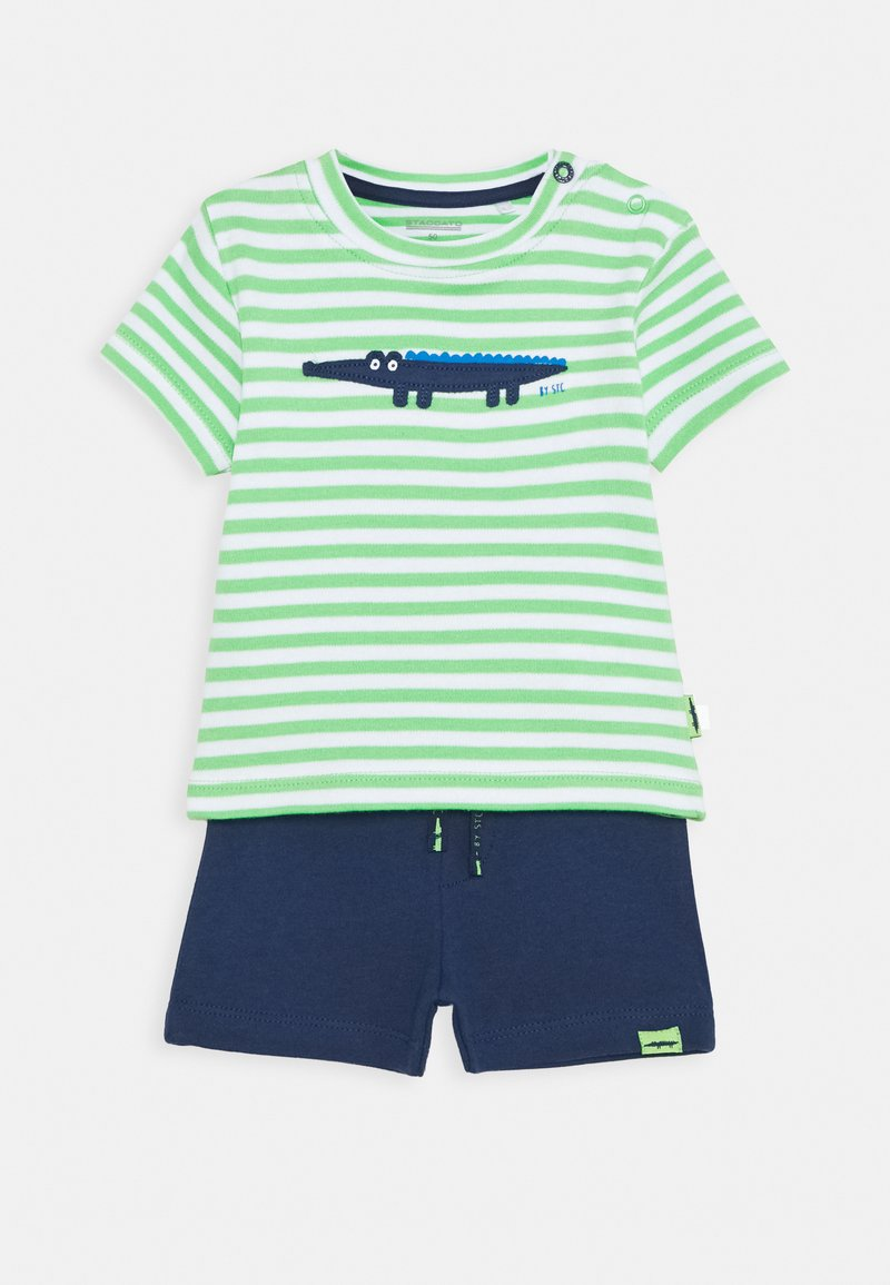 Staccato - SET - Teplákové kalhoty - green/dark green