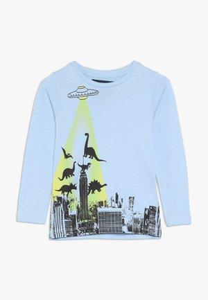 BOY LONG SLEEVE KID - Pitkähihainen paita - blue