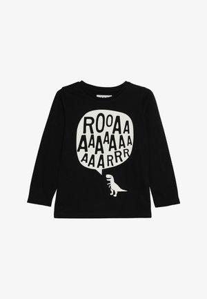 BOY LONG SLEEVE KID  - Pitkähihainen paita - black