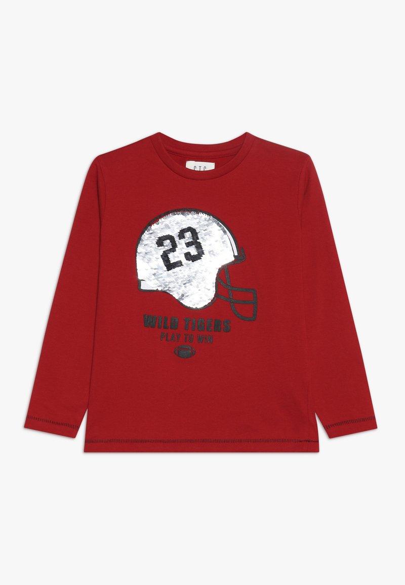 Staccato - KID - Långärmad tröja - deep red