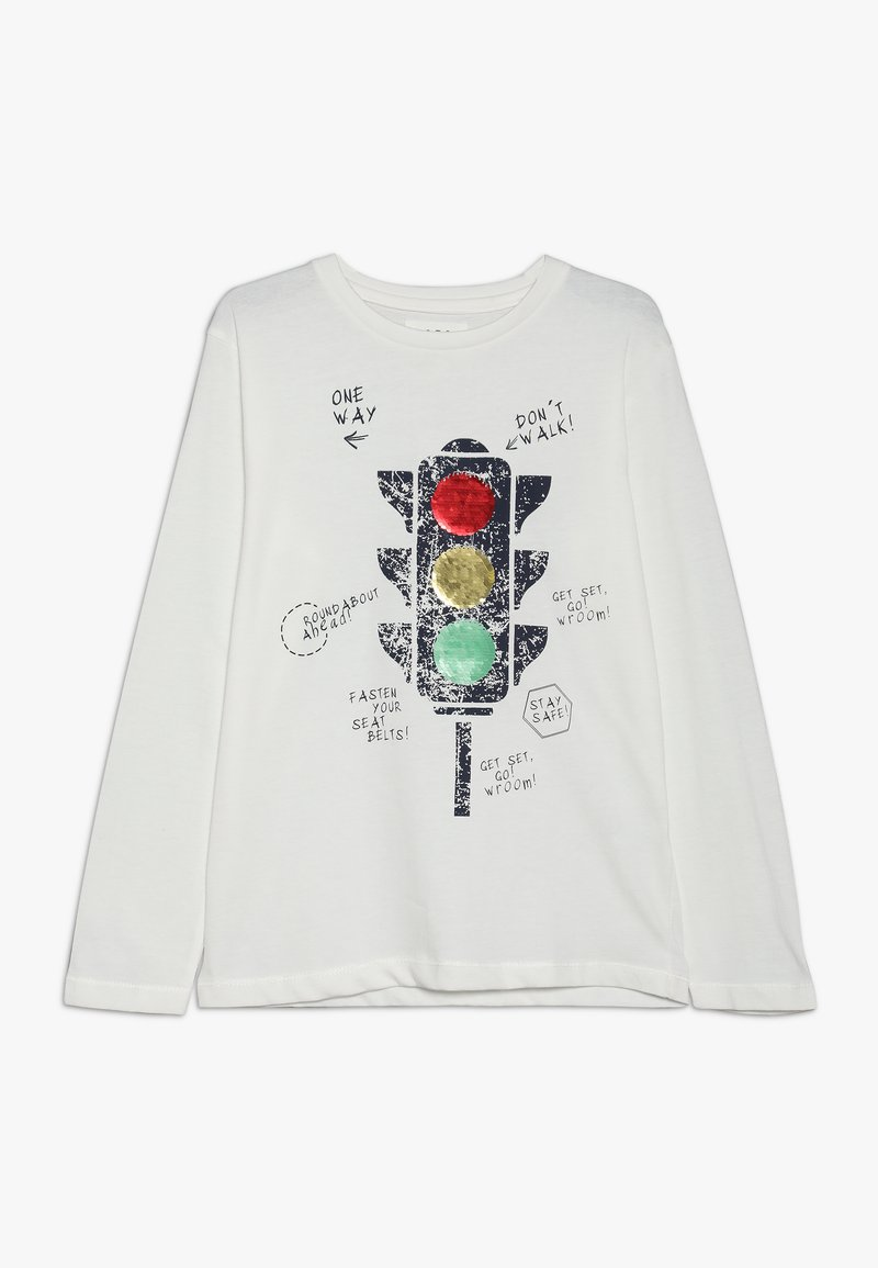 Staccato - KID - Langærmede T-shirts - old white