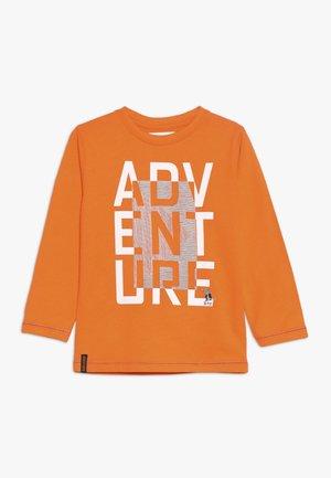 KID - Top sdlouhým rukávem - orange