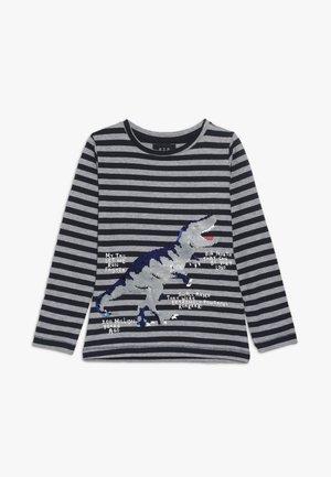STREIFEN KID - Camiseta de manga larga - dark navy
