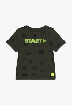 KID - T-Shirt print - olive