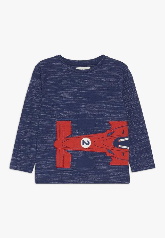 KID - Topper langermet - marine