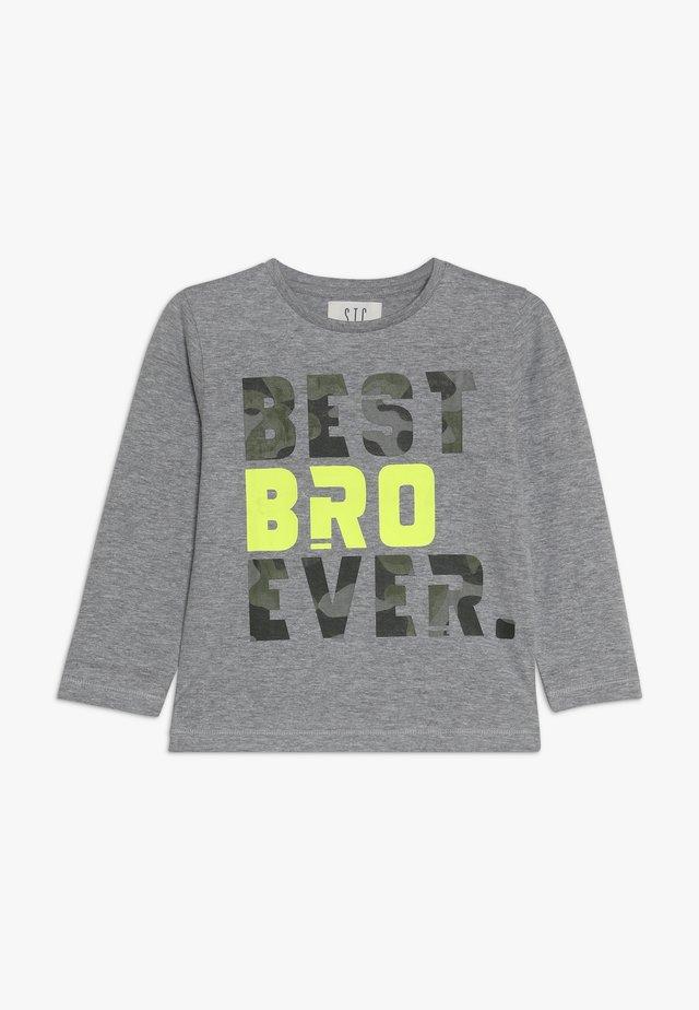 KID - Långärmad tröja - grey melange