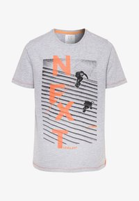 Staccato - TEENAGER - T-shirt imprimé - grey melange - 0