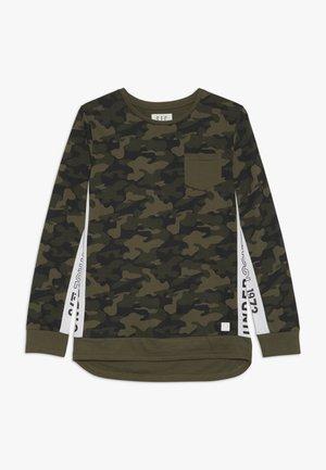 TEENAGER - Langærmede T-shirts - khaki