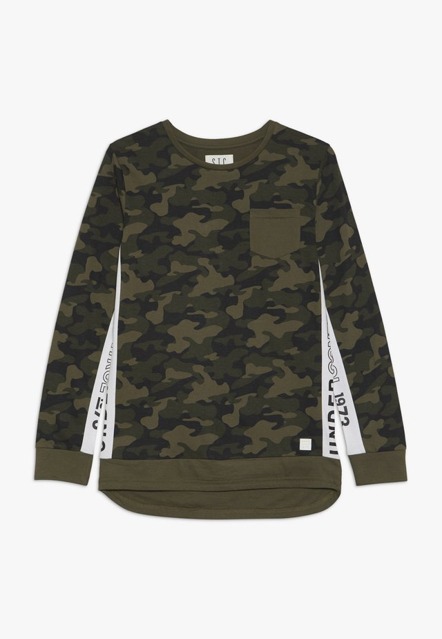 TEENAGER - Long sleeved top - khaki