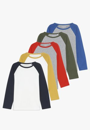 RAGLAN 5 PACK  - Long sleeved top - bunt