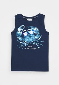 Staccato - TANK KID - Top - dark tinte - 0