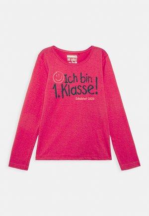 SPRÜCHE KID - Long sleeved top - pink