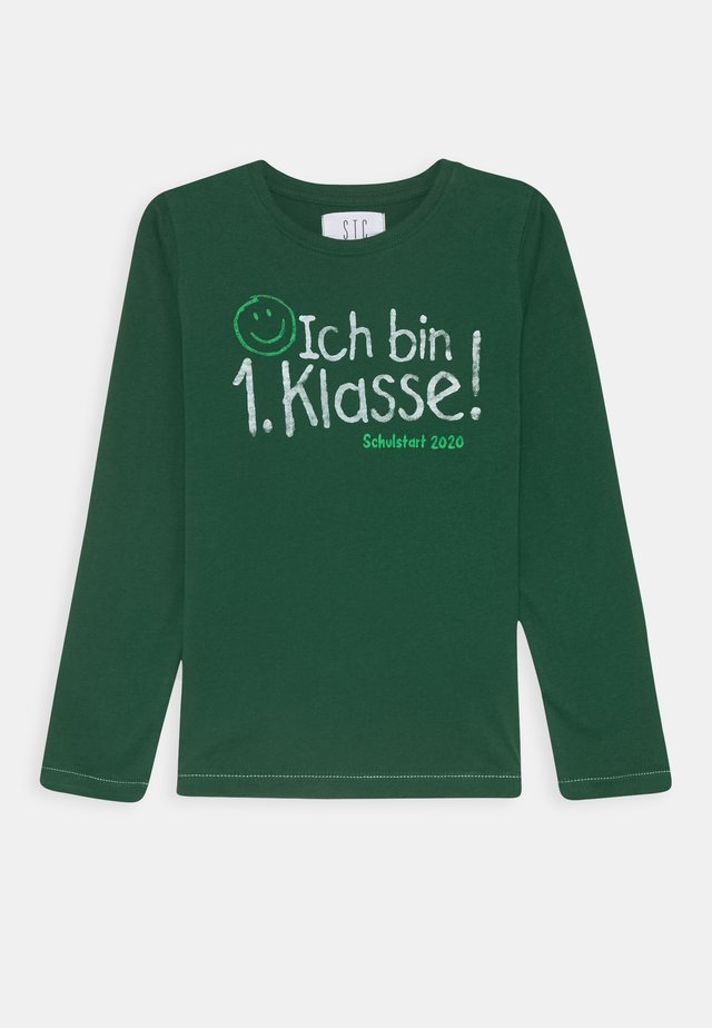 SPRÜCHE KID - Long sleeved top - forest green