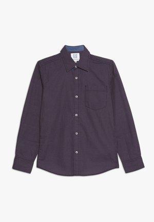 KIDS BOYS TEENAGER - Overhemd - bordeaux