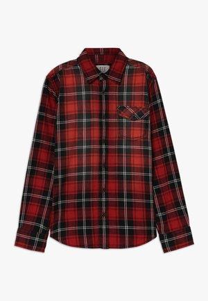 TEENAGER - Košile - deep red