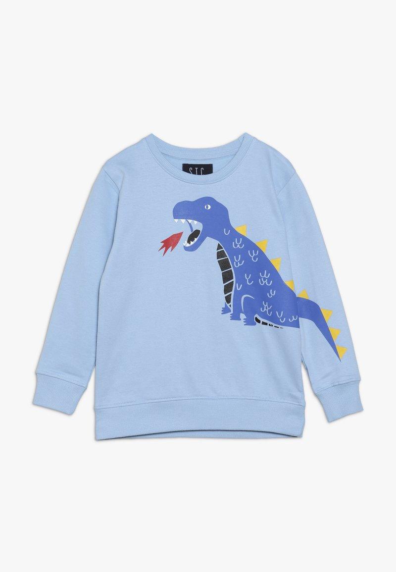 Staccato - BOY JUMPER KID - Sweater - blue
