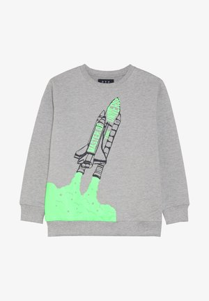 BOY WEAT JUMPER KID - Sweater - grey melange
