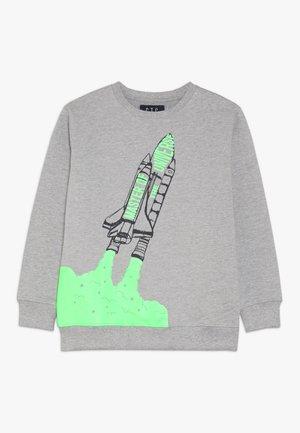BOY WEAT JUMPER KID - Sweater - grey melange