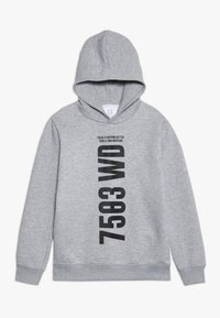 Staccato - Jersey con capucha - grey melange - 0
