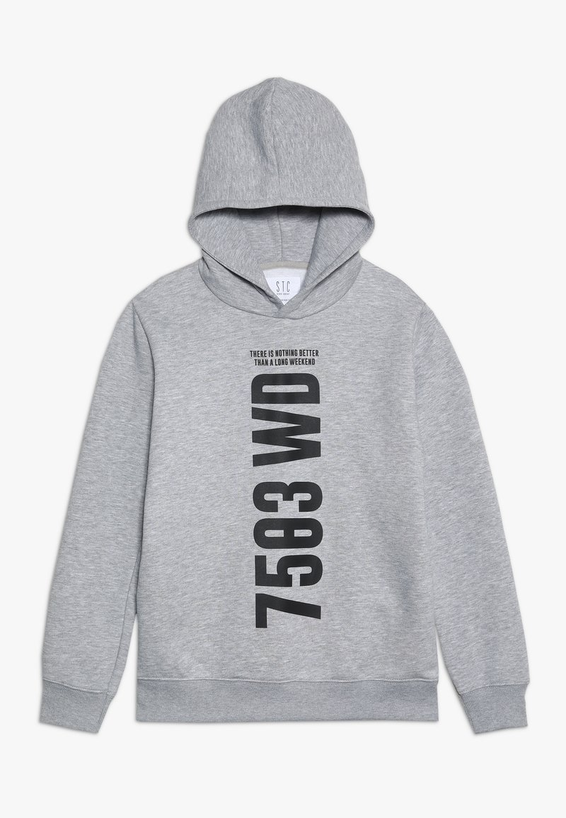 Staccato - Jersey con capucha - grey melange
