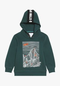 Staccato - Hoodie - bottle green - 0