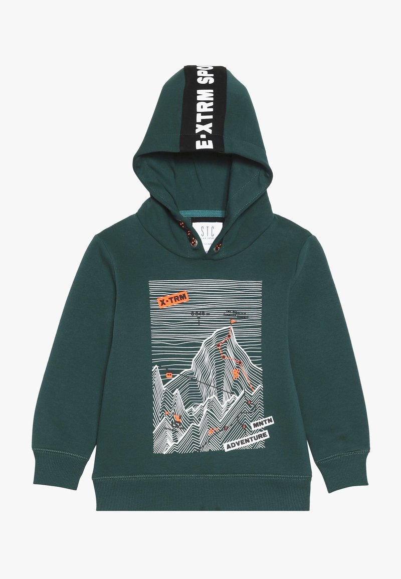 Staccato - Hoodie - bottle green