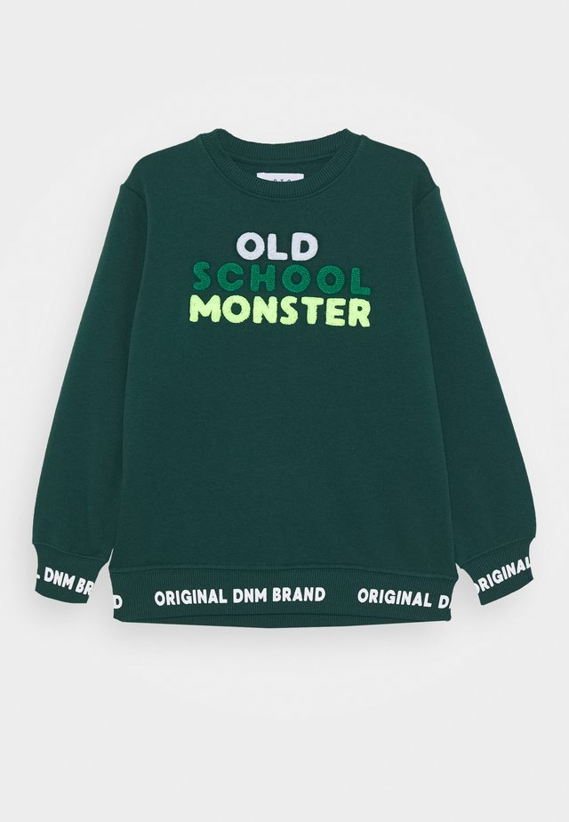 KID - Mikina - forest green