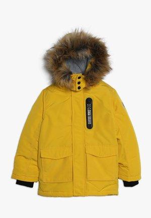 KID - Talvitakki - yellow