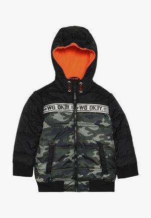 KID - Vinterjakke - black