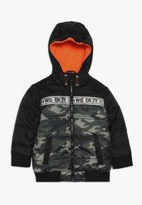 Staccato - KID - Zimní bunda - black - 0