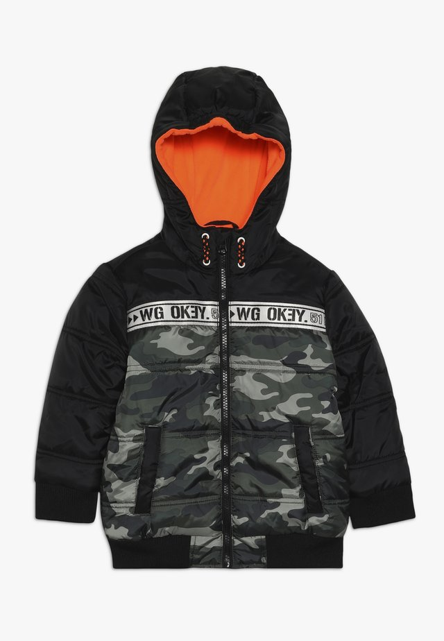 KID - Winterjacke - black