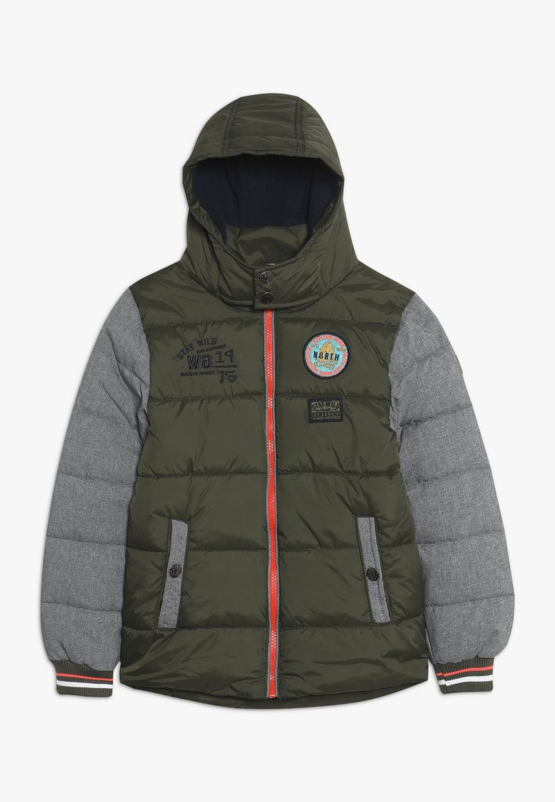 Staccato - Winter jacket - khaki
