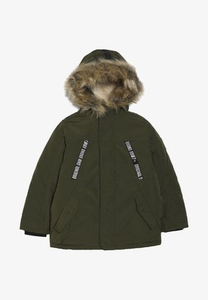 KID - Winter jacket - olive