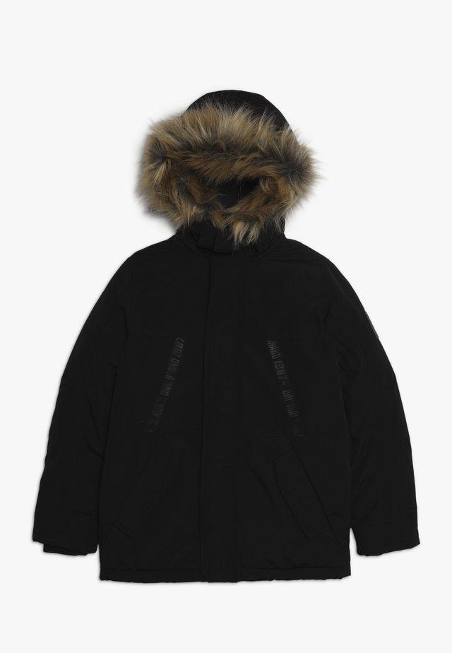 TEENAGER - Zimní bunda - black