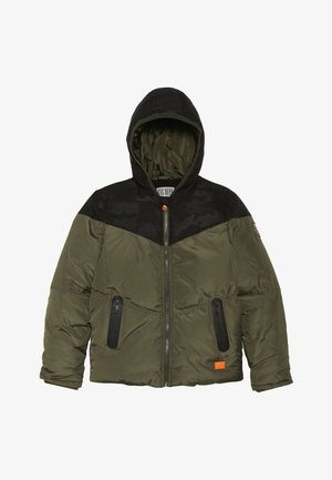 TEENAGER - Winter jacket - olive