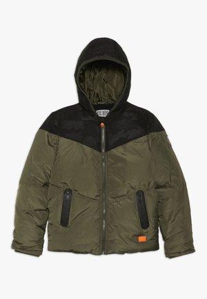 TEENAGER - Winter jacket - olive