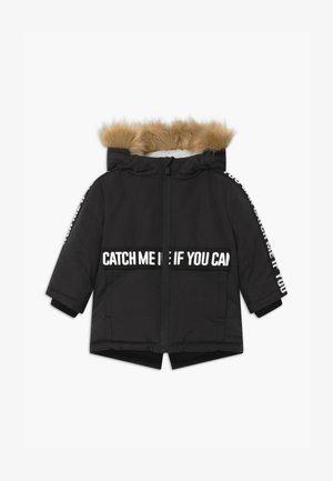 Zimní kabát - anthra
