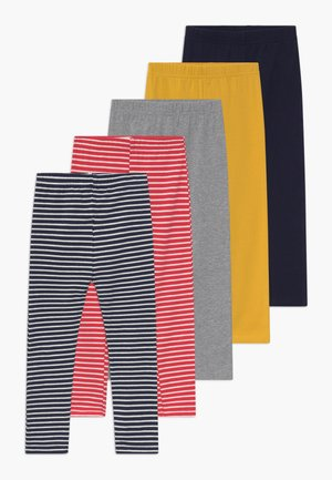 5 PACK - Leggings - Trousers - bunt sortiert