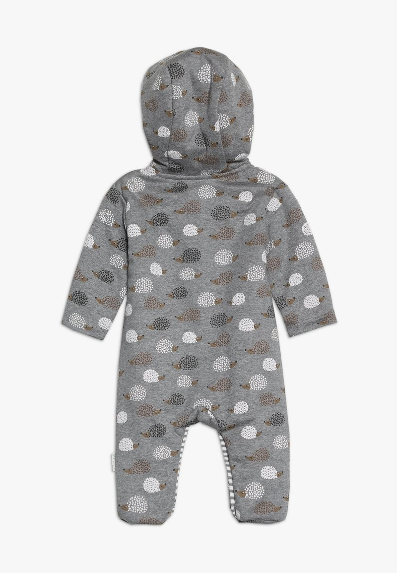 Staccato - OVERALL WOODLAND BABY - Jumpsuit - grey melange