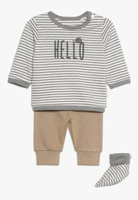 Staccato - SET BABY - Baby gifts - grey - 0