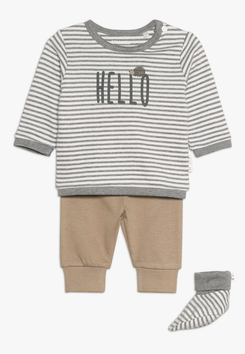 Staccato - SET BABY - Babypresenter - grey