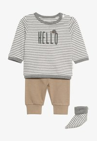 Staccato - SET BABY - Baby gifts - grey - 3