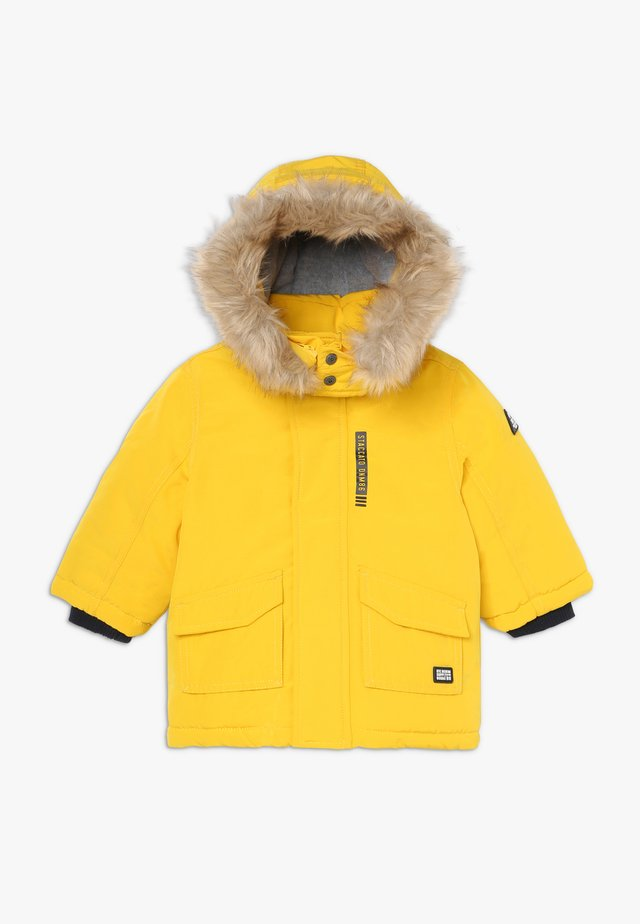 PARKA BABY - Winterjas - yellow