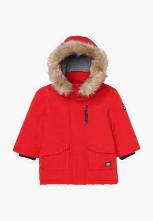 PARKA BABY - Chaqueta de invierno - red