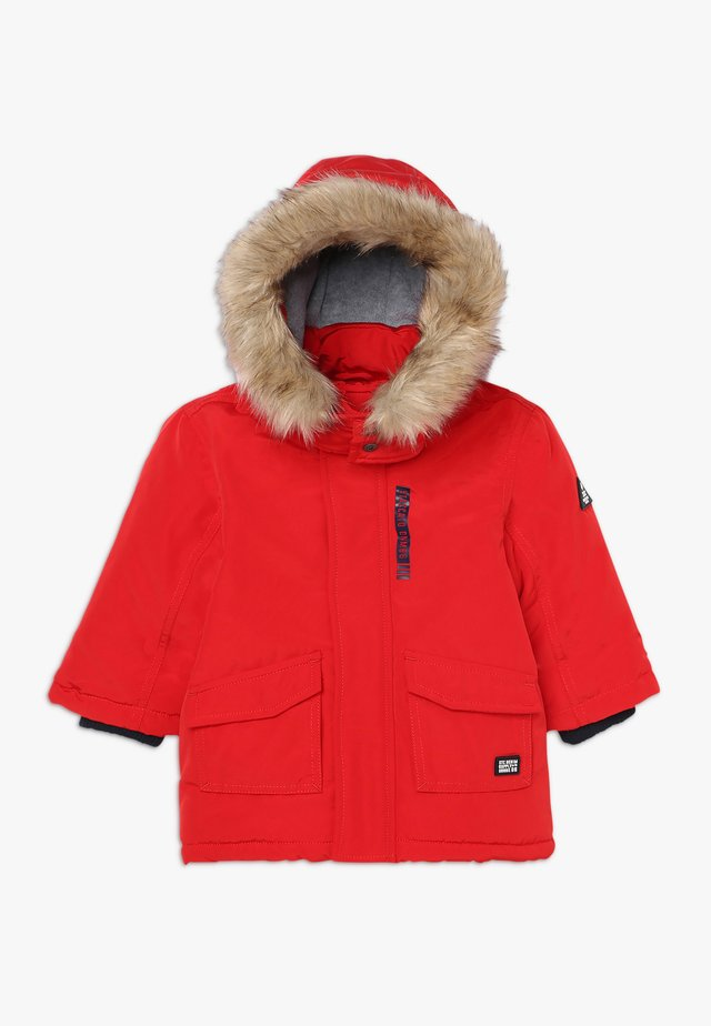 PARKA BABY - Winterjas - red