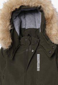 Staccato - PARKA BABY - Zimní bunda - olive - 4