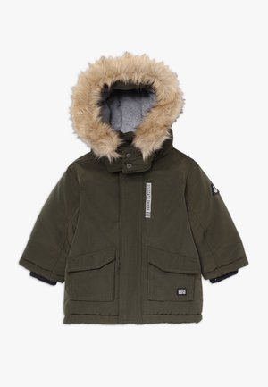 PARKA BABY - Winter jacket - olive
