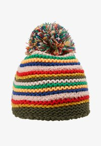 Staccato - KID TEENAGER - Beanie - khaki/multicolor - 1
