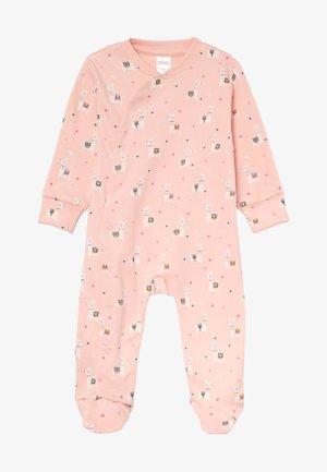 PYJAMA LAMA BABY - Pyžamo - soft blush